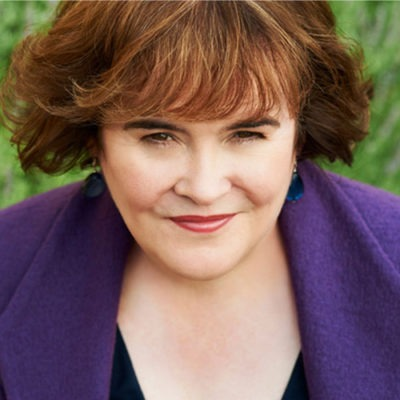 Susan Boyle Enjoy The Silence