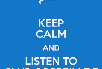 keep calm and listen to club corbeille 74