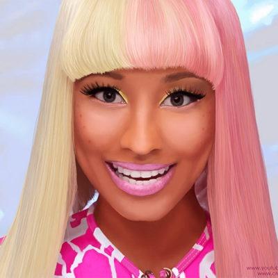 Nicki Minaj Va Va Voom