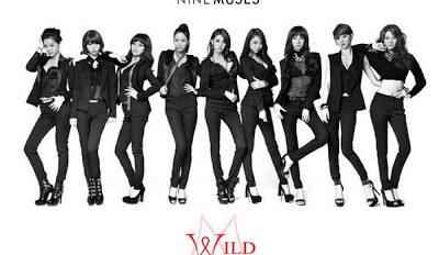 Nine Muses Wild2