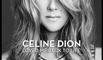 celine dion loved me back to life single 5105