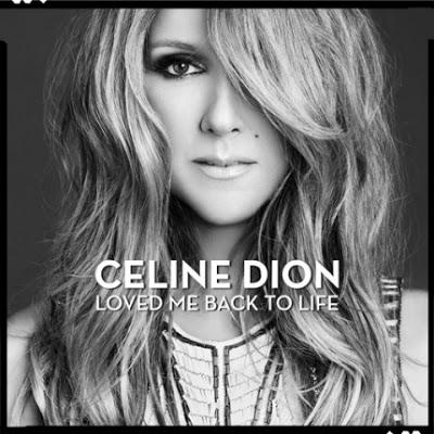 celine dion loved me back to life single 5105