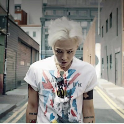 G-Dragon Crooked
