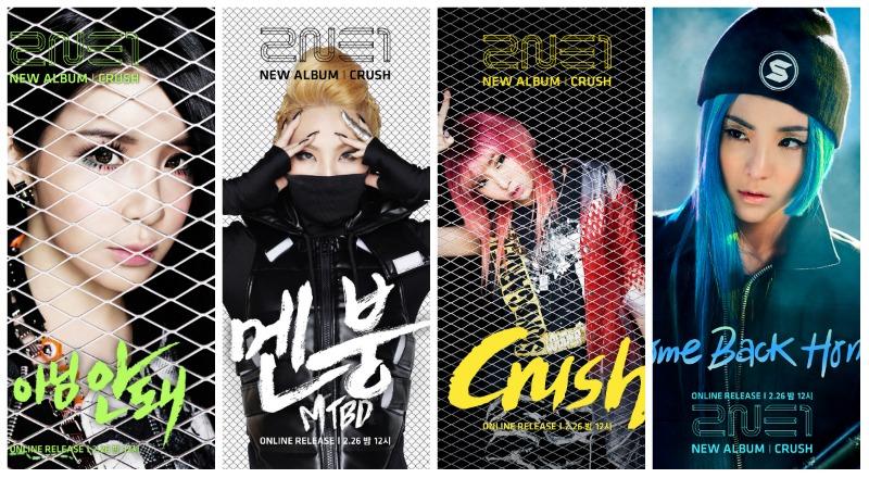 2NE1-Crush-Album