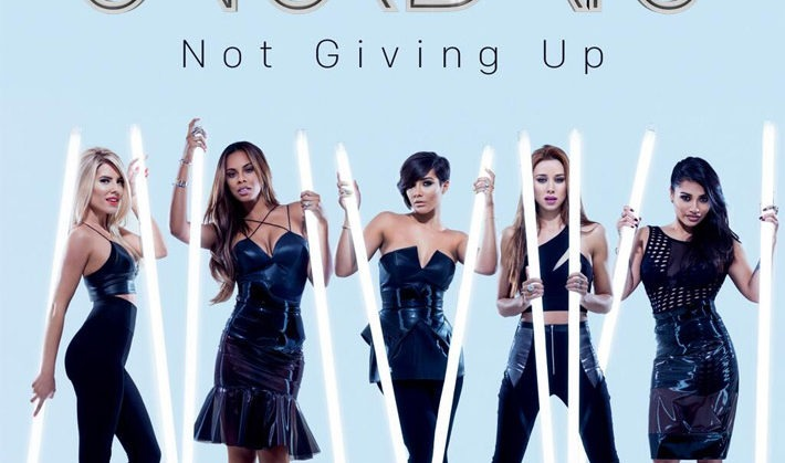 The saturdays not giving up artwork