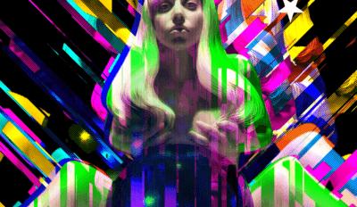 Lady Gaga ArtPop Cover Remix Dustrial CtrlAltDesign 002