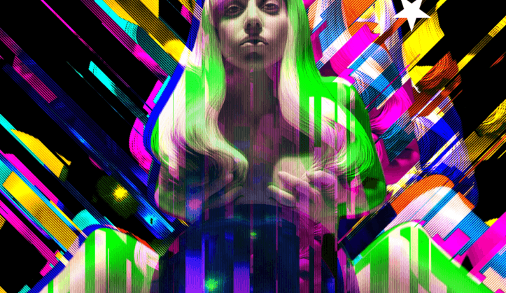 Lady Gaga ArtPop Cover Remix Dustrial CtrlAltDesign 002
