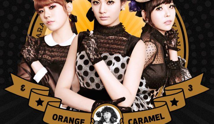 Orange Caramel Catallena1