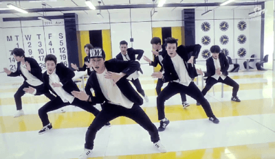 super junior swing