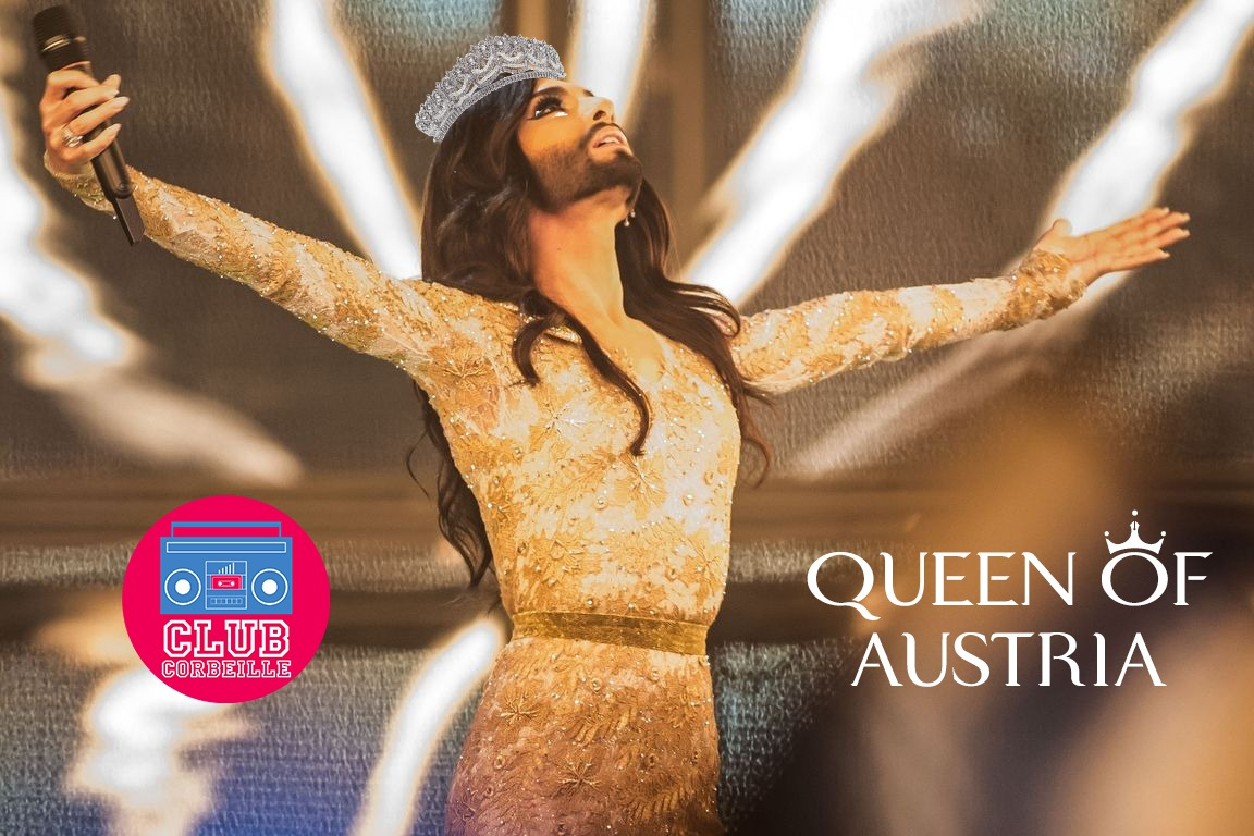EUROVISION SONG CONTEST: CONCHITA WURST