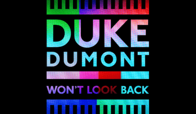 Duke Dumont Wont Look Back 2014 1500x1500