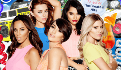 The Saturdays Finest Selection The Greatest Hits 2014 1200x1200