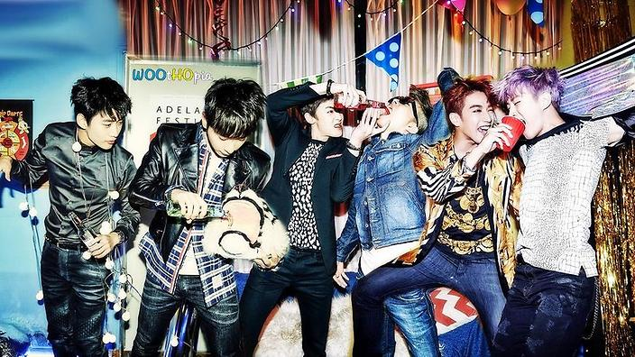 2pm go crazy teaser photo