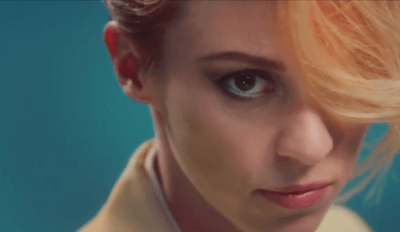 la roux kiss and not tell