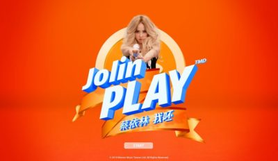 jolin tsai play