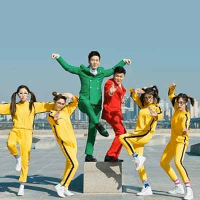 T-ara & Chopsticks Brothers Little Apple