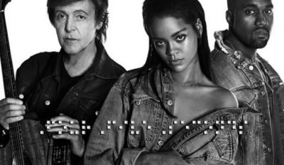 Rihanna ecoutez son nouveau tube Four Five Seconds en duo avec Kanye West portrait w674