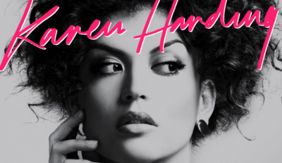 karen harding say something