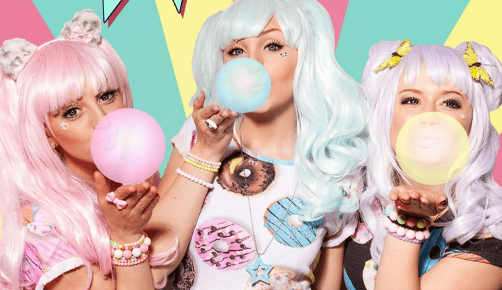 dolly style cherry gum