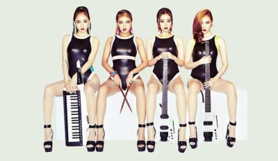 wonder girls reboot