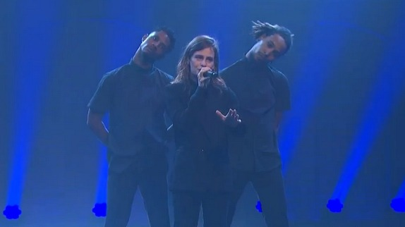 christine and the queens tilted