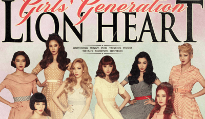 girls generation lion heart