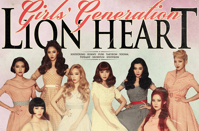 girls-generation-lion-heart
