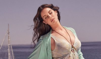 lana del rey high by the beach