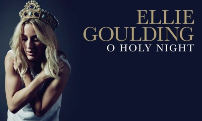 ellie goulding o holy night