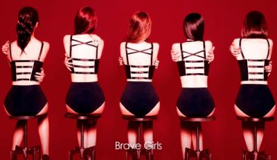 brave girls rollin