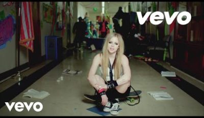avril lavigne rock n roll lyric