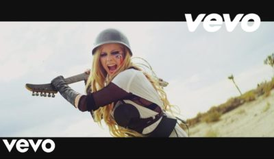 avril lavigne rock n roll offici