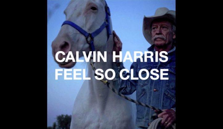 calvin harris feel so close 1