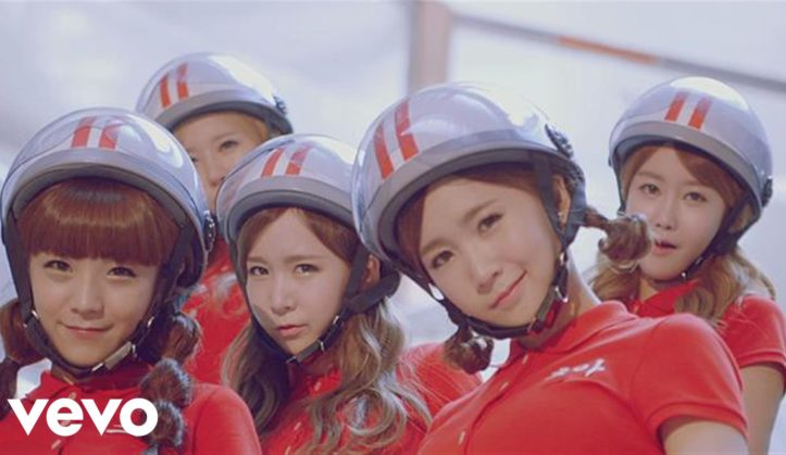 crayon pop bar bar bar global ve