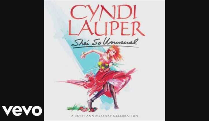 cyndi lauper time after time ner
