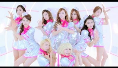 girls generation flower power
