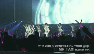 girls generation mr taxi