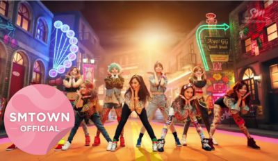 girls generation my oh my