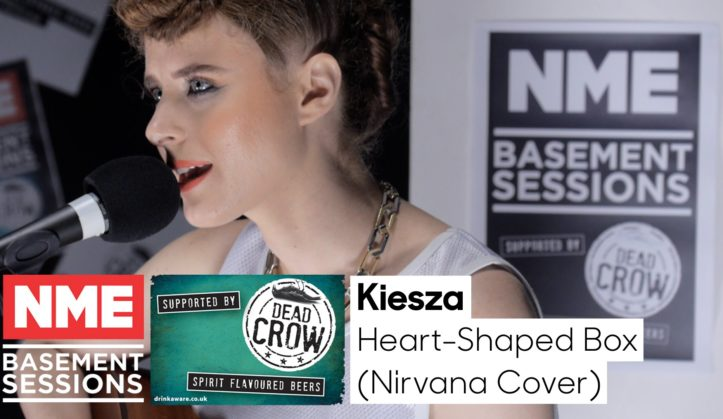 kiesza heart shaped box nirvana
