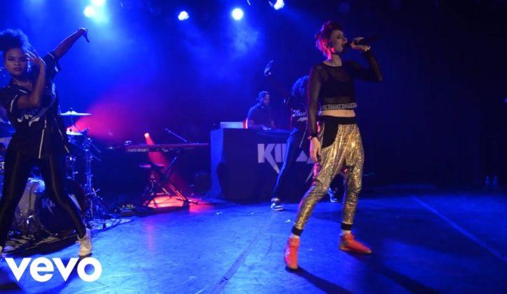 kiesza no enemiesz live at the r