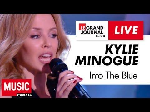 kylie minogue into the blue le g