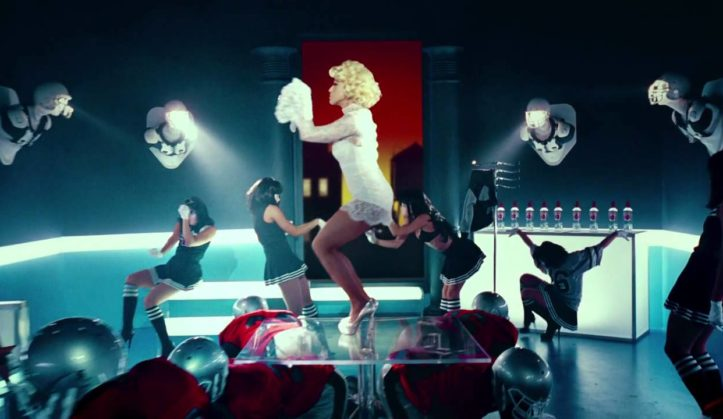 madonna give me all your luvin