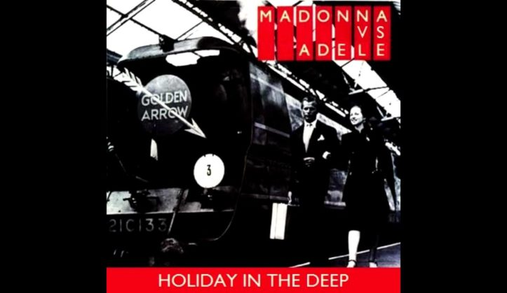 madonna vs adele holiday in the