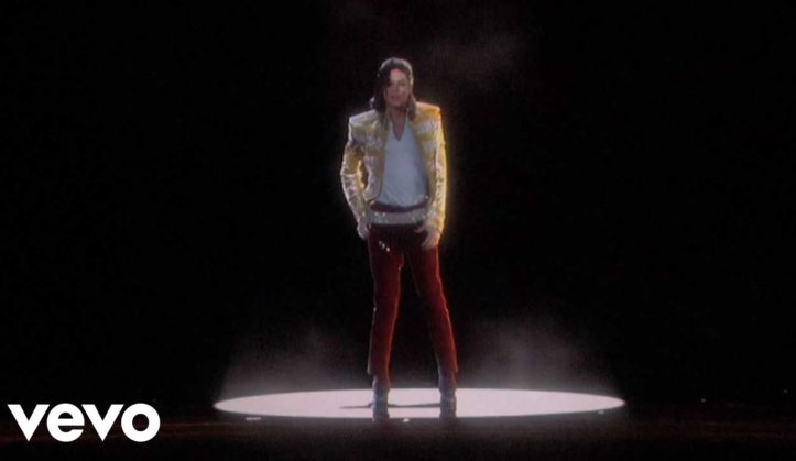 michael jackson slave to the rhy 1