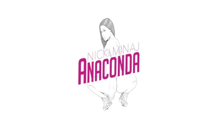 nicki minaj anaconda lyric video