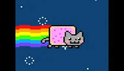 pop du jour nyan cat
