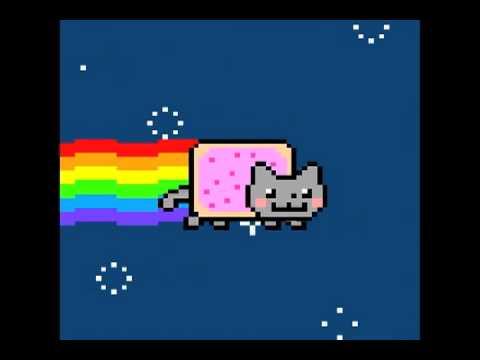 pop du jour nyan cat