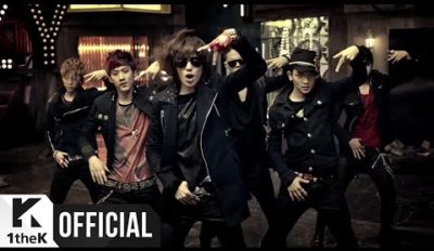 teen top crazy