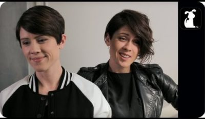 tegan and sara closer with dogs