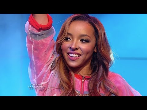 tinashe 2 on the wendy williams